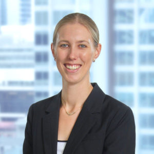 Kate Swain Special Counsel McCullough Robertson Lawyers