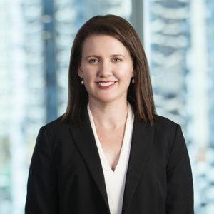Peta Bunce Senior Associate McCullough Robertson Lawyers