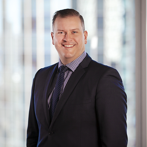 Liam Davis Partner McCullough Robertson Lawyers