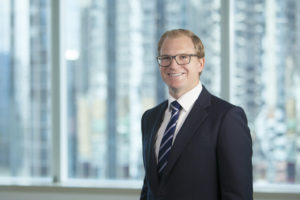 Stewart Ebbott Senior Associate McCullough Robertson Lawyers Brisbane