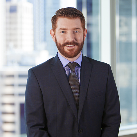 Liam Fraser Senior Associate McCullough Robertson