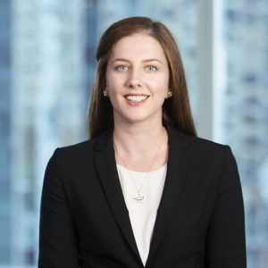 Rachel Jones Senior Associate McCullough Robertson Lawyers