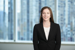 Rachel Jones Senior Associate McCullough Robertson