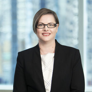 Erika Williams Senior Associate McCullough Roberston Lawyers
