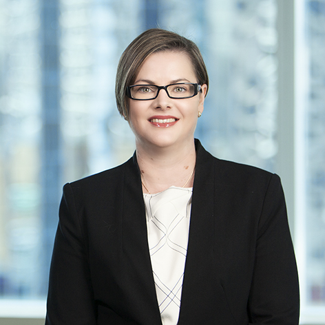 Erika Williams Senior Associate McCullough Roberston Lawyers