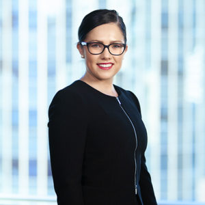 Naomi Benton Senior Associate McCullough Robertson Lawyers