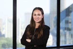 Kara Mezinec Senior Associate McCullough Robertson Lawyers