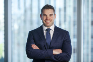 Xavier Milne Senior Associate McCullough Robertson Lawyers